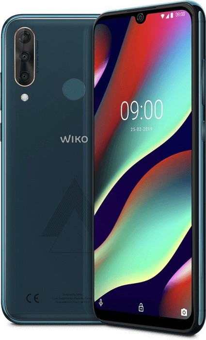 Wiko View 3 Pro 128GB ocean
