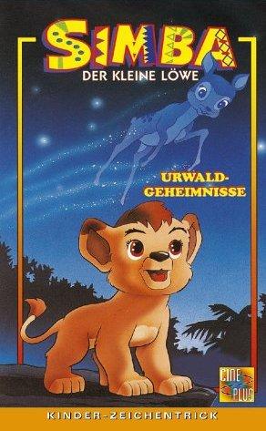 Simba, der kleine Löwe 4 - Urwaldgeheimnisse -- via Amazon Partnerprogramm