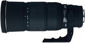 Sigma AF 120-300mm 2.8 EX DG APO HSM IF for Canon EF black (135954)