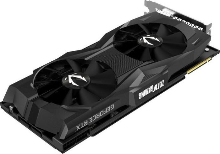 Zotac Gaming GeForce RTX 2080 AMP Maxx, 8GB GDDR6, HDMI, 3x DP, USB-C (ZT-T20800H-10P)