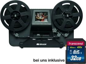 Braun Super 8 Scanner (34550)