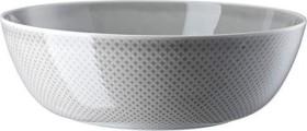 Rosenthal Junto Pearl Grey Schüssel 33cm 5.5l (10540-405201-13333)