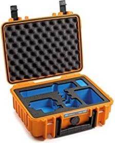 B&W International outdoor case type 1000 case black with GoPro Inlay