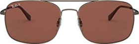 Ray-Ban RB3611 60mm brown/purple classic (RB3611-012/AF)