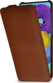 Stilgut UltraSlim für Samsung Galaxy A51 braun (B086PVC359)