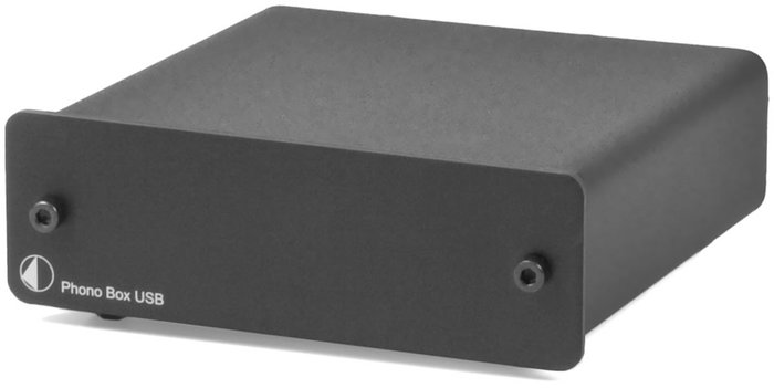 Pro-Ject phono Box II USB black
