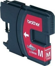 Brother Tinte LC980M magenta