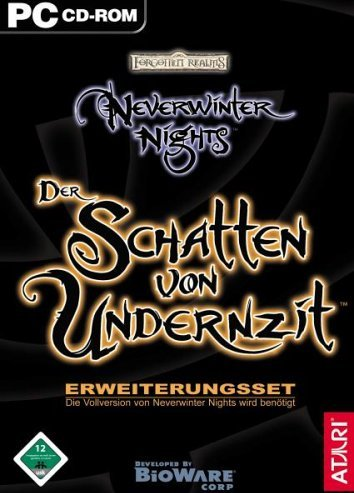 Neverwinter Nights: Der Schatten von Undernzit (Add-on) (German) (PC) -- via Amazon Partnerprogramm