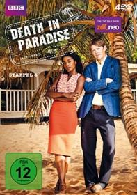 Death in Paradise Season 4 (DVD)