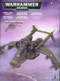 Games Workshop Warhammer 40.000 - Astra Militarum - Valkyrie (99120105038)