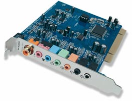M-Audio Revolution 7.1, PCI