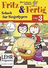 Chessbase Fritz & Fertig! Folge 3: Schach für Siegertypen (deutsch) (PC)