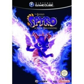 The Legend of Spyro: A New Beginning (GC)