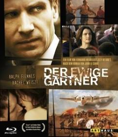 Der ewige Gärtner (Blu-ray)