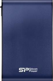 Silicon Power Armor A80 blau 500GB, USB 3.0 Micro-B (SP500GBPHDA80S3B)