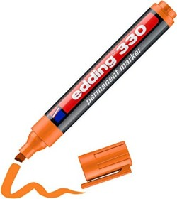 edding 330 Permanentmarker orange (330-006)