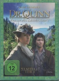 Dr. Quinn - Ärztin aus Leidenschaft Season 1 (DVD)