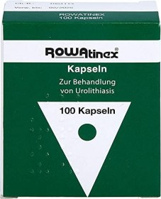 Rowatinex soft capsules, 100 pieces