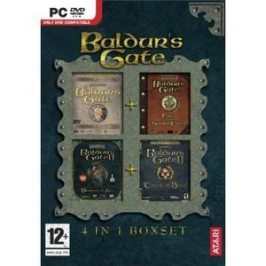 Baldur's Gate - Compilation (English) (PC)
