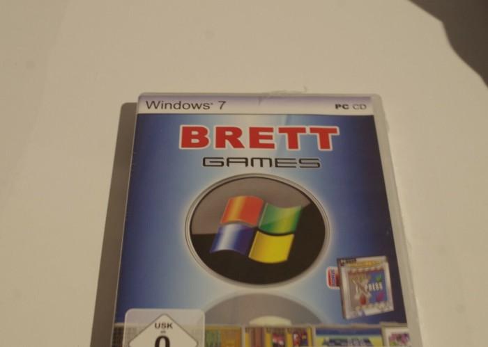 Windows 7 Brett Games (deutsch) (PC) -- via Amazon Partnerprogramm