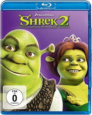 Shrek 2 (Blu-ray) (UK) -- via Amazon Partnerprogramm