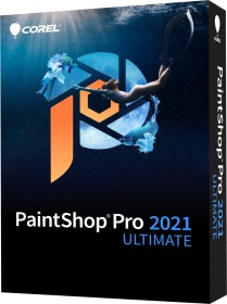 Corel Paint Shop Pro 2021 Ultimate (deutsch) (PC) (PSP2021ULDEMBEU)
