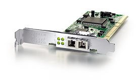 Level One GNC-0103SX, 1x 1000Base-SX, 64bit PCI