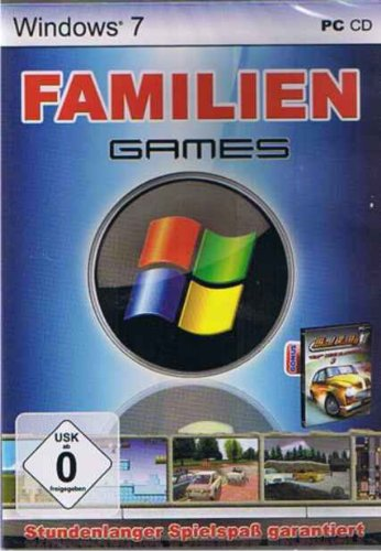 Windows 7 Familie Games (deutsch) (PC) -- via Amazon Partnerprogramm