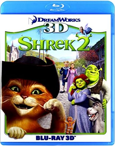 Shrek 2 (3D) (Blu-ray) (UK) -- via Amazon Partnerprogramm