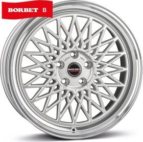 Borbet B 8.5x20 5/112 ET45 (verschiedene Farben)