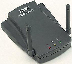 SMC EZ Connect, 11Mbps, USB 1.1 (SMC2662W)