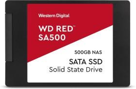 Western Digital WD Red SA500 NAS SATA SSD 500GB, SATA (WDS500G1R0A)