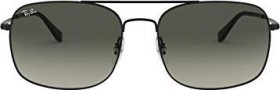 Ray-Ban RB3611 60mm black/grey gradient (RB3611-006/71)