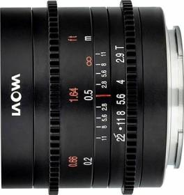 Laowa 9mm T2.9 Zero-D Cine für Fujifilm X