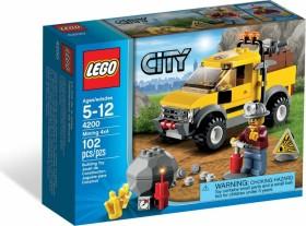 LEGO City Mining - Mining 4x4 (4200)