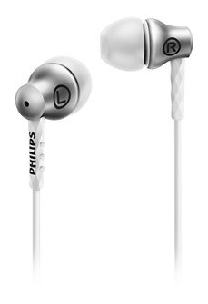 Philips SHE8100 silber