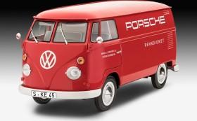 Revell VW T1 Kastenwagen Porsche Renndienst (07049)