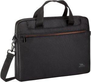"""RivaCase 8033 Laptop bag 15.6"""" Umhängetasche schwarz"""