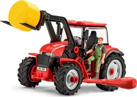 Revell Junior Kit Tractor with Loader and Figure (00815)