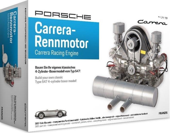 Franzis Porsche Carrera-Rennmotor