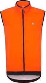 Ziener Nechamus Fahrradweste orange pop (Herren) (219211-955)