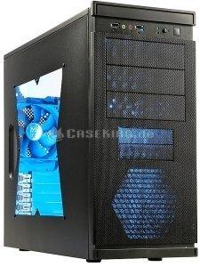 Xigmatek Asgard III black, acrylic window (CCC-AD34BT-U02) -- © caseking.de