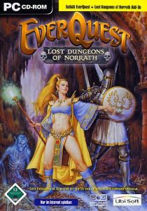Everquest: Lost Dungeons of Norrath (Add-on) (MMOG) (niemiecki) (PC)