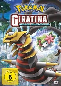 Pokemon 11 - Giratina und der Himmelsritter (DVD)