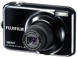 Fujifilm FinePix L55 black