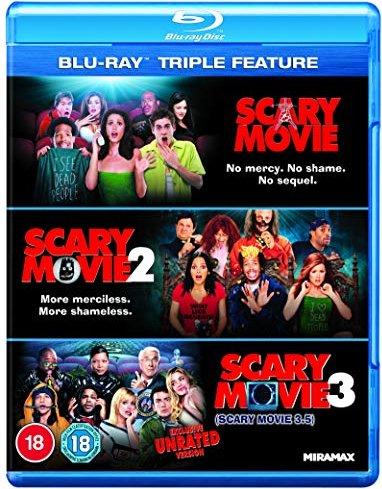 Scary Movie (Blu-ray) (UK) -- via Amazon Partnerprogramm