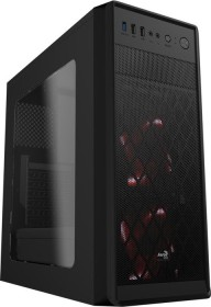 AeroCool System integration SI-5100 black, acrylic window
