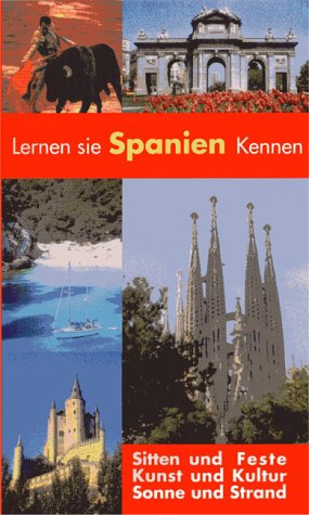 Reise: Lernen Sie Spanien kennen -- via Amazon Partnerprogramm