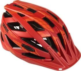 UVEX I-VO CC Helm rot