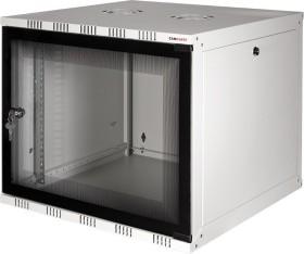 LogiLink Canovate SOHO 9U wallmounting cabinets grey, 550mm deep (W09A54G)